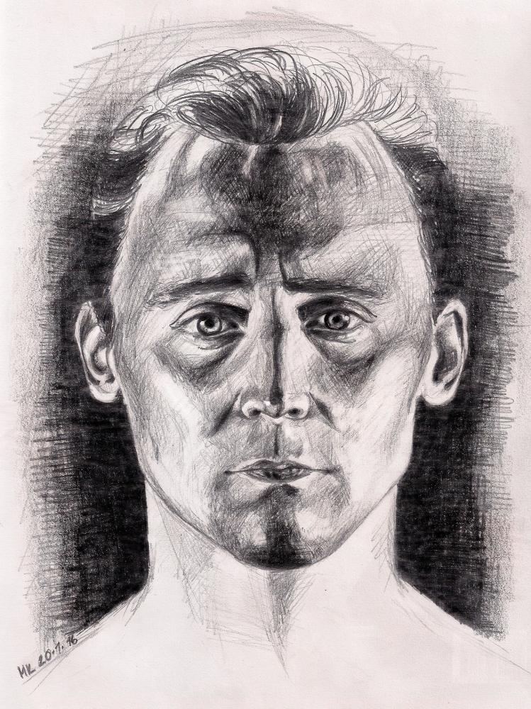 Tom Hiddleston por melian